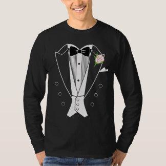Camiseta Traje do noivo