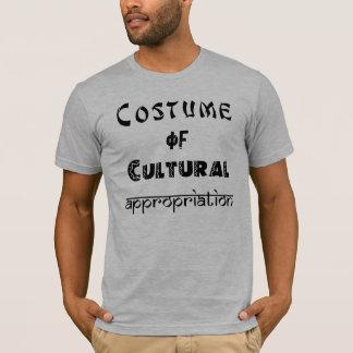 Camiseta Traje do t-shirt dos homens culturais da