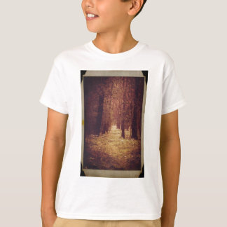 Camiseta Trajeto de floresta…