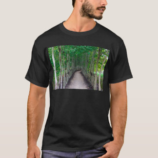 Camiseta Trajeto do parque