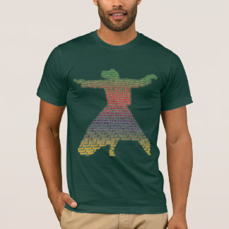 Camiseta Trance do Dervish