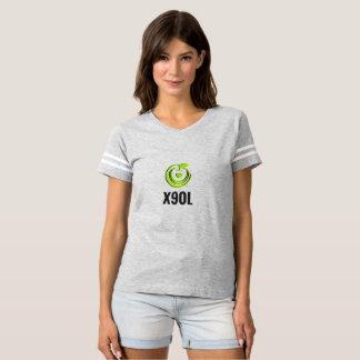 Camiseta Transformação saudável de Apple X90L