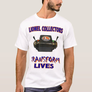 Camiseta Transformador de Lionel