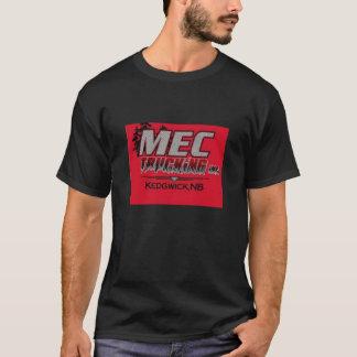 Camiseta transporte por caminhão do mec