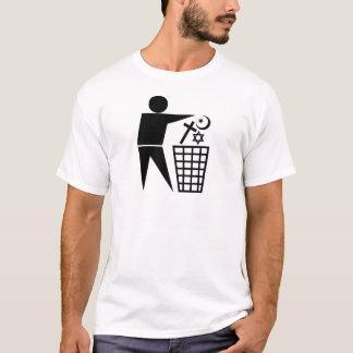 Camiseta Trash_Religion_b-on-w_no-site
