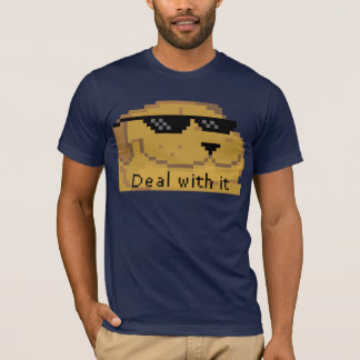 Camiseta Trate ele (Smugdog) o t-shirt de HD Meme