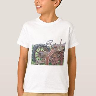 Camiseta Trator oxidado