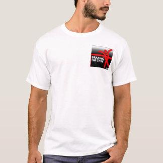 Camiseta Travando o t-shirt 2004 do ciclo