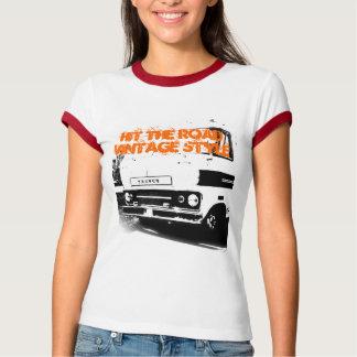 Camiseta Travco bateu a estrada