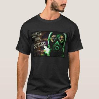Camiseta Trave a doença - Tshirt de Jiu Jitsu do brasileiro