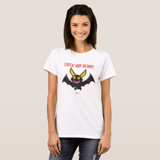 Camiseta Trave-o Derry!!! senhoras brancas