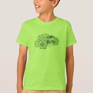 Camiseta Trax Tetn 18o