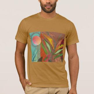Camiseta TreeTee mágico abstrato
