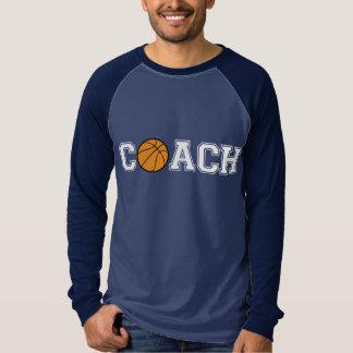 Camiseta Treinador de beisebol