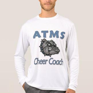 Camiseta TREINADOR do elogio de ATMS