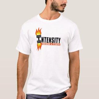 Camiseta Treinamento da intensidade
