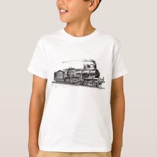 Camiseta Trem 03 - Preto