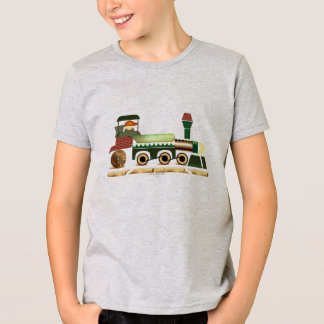 Camiseta Trem 2 do Toot do Toot