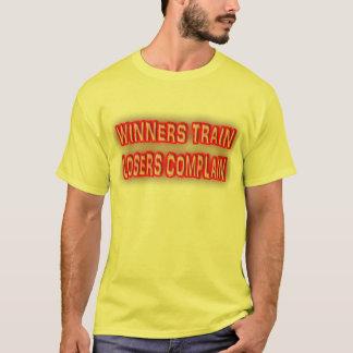 Camiseta Trem dos vencedores