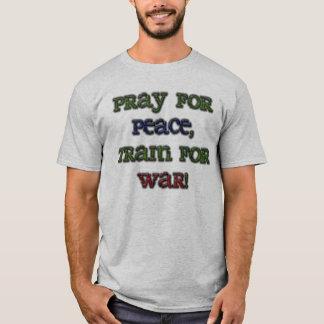 Camiseta Trem para a guerra