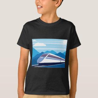 Camiseta Trem rápido