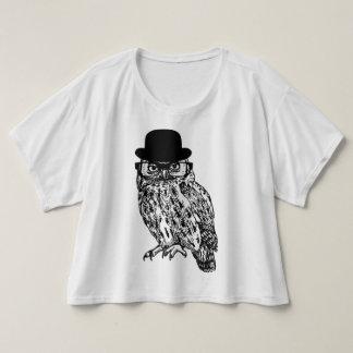 """Camiseta Trendy alpargata """"CAVALHEIRO OWL """""""
