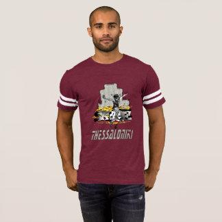 Camiseta Trendy alpargata para Skater/Thessaloniki/Greece