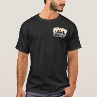 Camiseta Trenó da ligação da cidade do motor