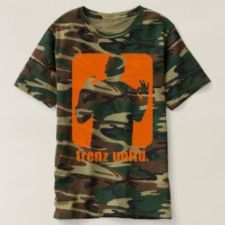 Camiseta Trenz Unltd. - T de Camo
