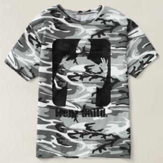 Camiseta Trenz Unltd. - T urbano de Camo