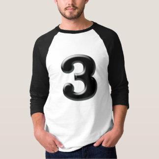 Camiseta Três afortunados