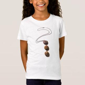 Camiseta Três chocolates
