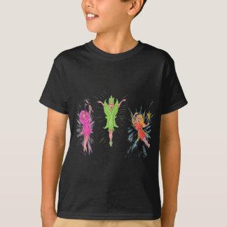 Camiseta Três fadas