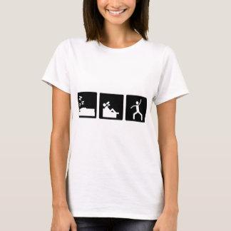 Camiseta Três fotos pequenos - homens 4