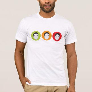 Camiseta Três homens sábios