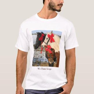 Camiseta Três reis