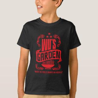 Camiseta Três t-shirt do jardim de Delivery™ Wu