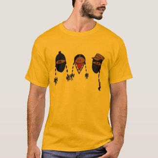Camiseta Três zapatistas