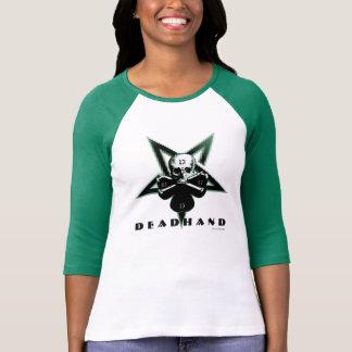 Camiseta Trevo da obscuridade de Deadhand 2015