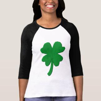 Camiseta Trevo de quatro folhas