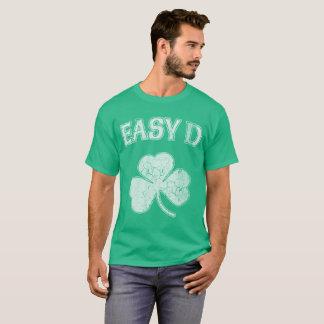 Camiseta Trevo fácil do Dia de São Patrício D