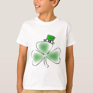 Camiseta Trevo irlandês