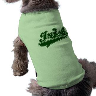 Camiseta Trevo irlandês verde