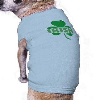 Camiseta Trevo irlandês Z9t2d do cloverleaf