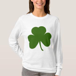 Camiseta Trevo verde clássico