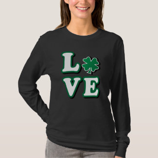 Camiseta Trevos do amor