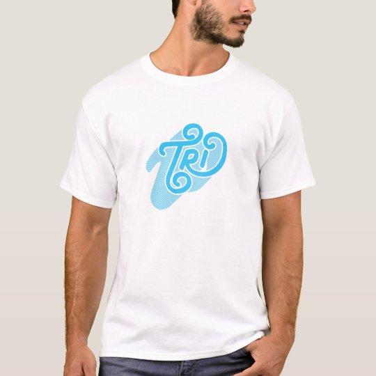 Camiseta Tri Retrô
