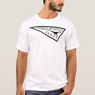 Camiseta Triangularsaurus Rex