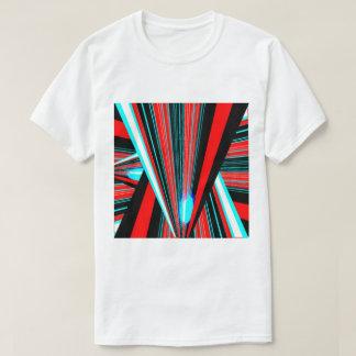 Camiseta triângulo da cor