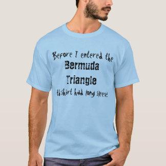 Camiseta Triângulo de Bermuda